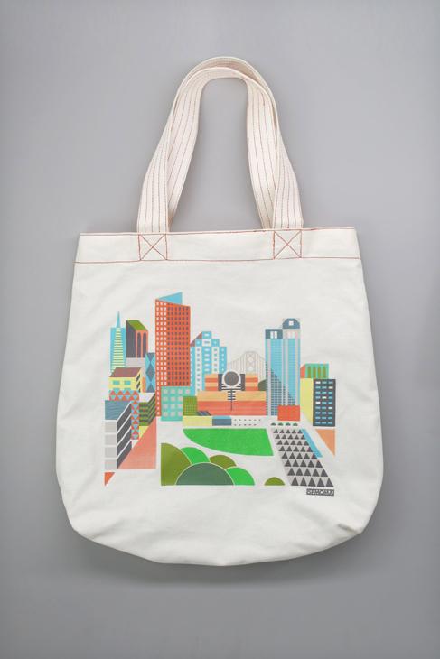 SFMOMA Tote Bag