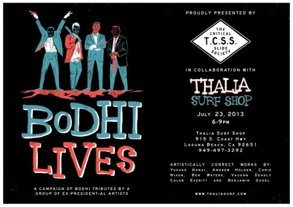 BODHI LIVES SHOW