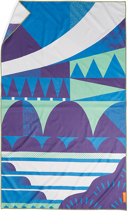 Bramble Camp Towel